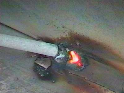 welding electrodes ships