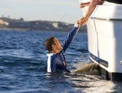 Master And Crew Awarded By AMSA For Rescuing Man Overboard