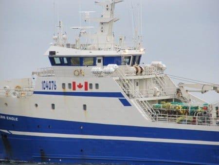 Northern Eagle Trawler