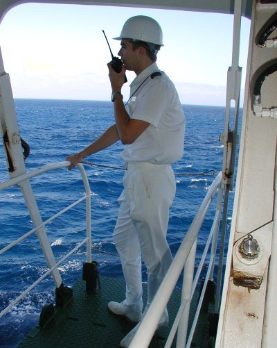 Deck Officer