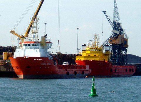 Hartlepool Docks