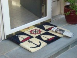 Nautical Doormats