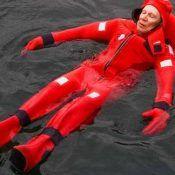 Stay Afloat in Water