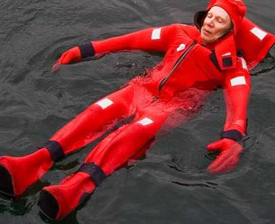 Stay Afloat in Water Survival at Sea: How to Stay Afloat in Water?