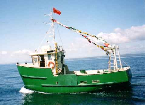 Trawlers Types of Fishing Vessels