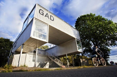 Art Gallery Top 26 Innovative Uses of Shipping Containers