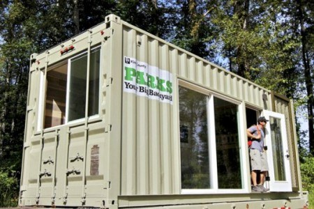 Camper Top 26 Innovative Uses of Shipping Containers