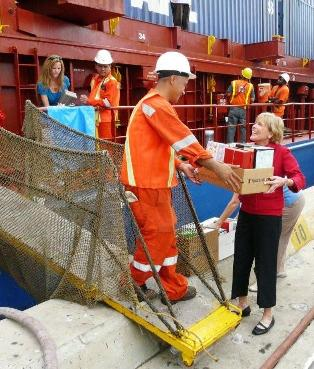 Christmas Deliveres Are Rest and Working Hours Regulations for Seafarers Overrated?