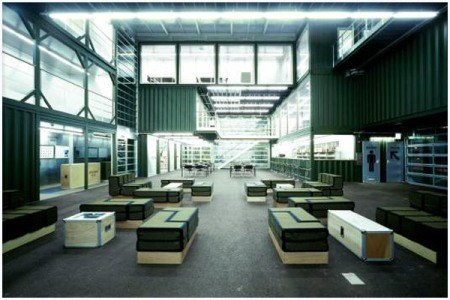 Club Top 26 Innovative Uses of Shipping Containers