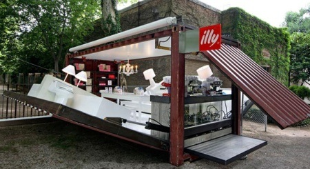 Coffee Shop Top 26 Innovative Uses of Shipping Containers