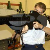 Dazzle Gun