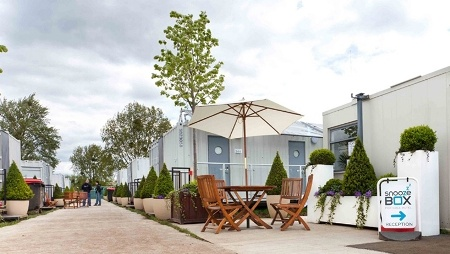 Hotels Top 26 Innovative Uses of Shipping Containers