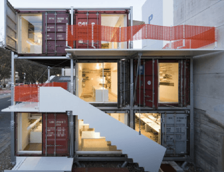 Office Top 26 Innovative Uses of Shipping Containers