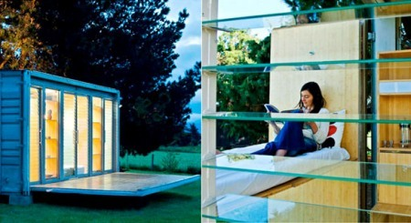 Vacation Homes Top 26 Innovative Uses of Shipping Containers