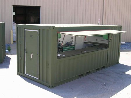 Workshop Top 26 Innovative Uses of Shipping Containers
