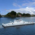 The World's First Electric Propulsion Ferry to be Launched in 2015
