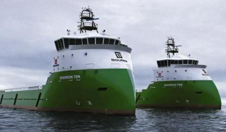 X bow ships
