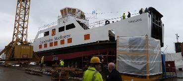 Caledonian Maritime's Hallaig