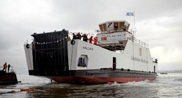 MV Hallaig