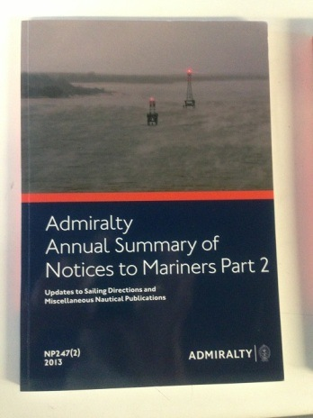notices to mariners 2 Annual Summary of Notices to Mariners: What is NP 247(2)? 