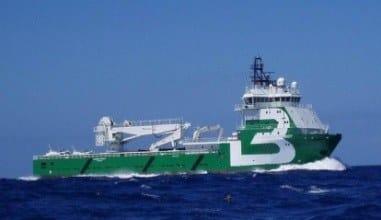Anchor Handling Tug Supply Vessel