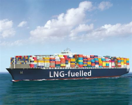 LNG Fuelled1 Antwerp Port Authority Takes The Next Step In LNG Bunkering