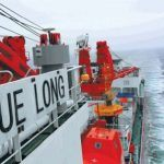Arctic Shipping Lanes Open Up