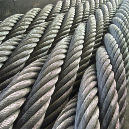 Understanding Lubrication of Wire Ropes on Ships