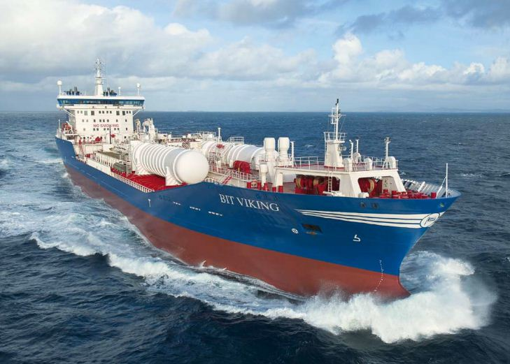 Natural Vessels : Liquified Natural Gas (LNG) as Fuel for The Shipping Industry