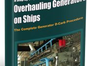 Launching New eBook: A Step-By-Step Guide to Overhauling Generators on Ships