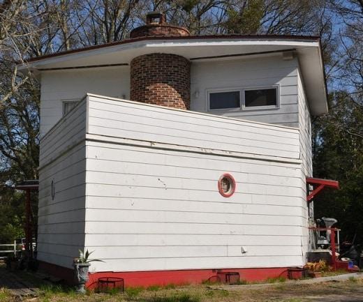 A house in Fernandina Beach