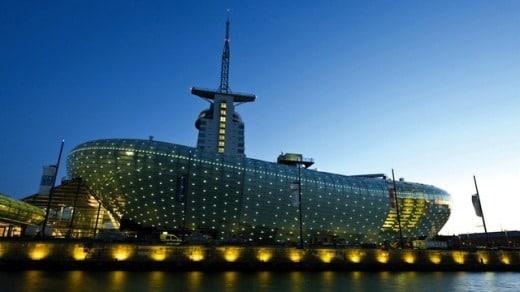 Klimahaus Bremerhaven 8 Ost