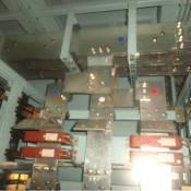 Busbar connections