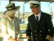 Watch: Second Triple-E Vessel Majestic Maersk Named in Copenhagen