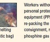 Dangers of aluminium phosphide