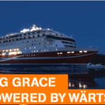 Video: Eco-Friendly Viking Grace Passenger Ship Powered By Wärtsilä