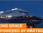 Video: Eco-Friendly Viking Grace Passenger Ship Powered By Wärtsilä