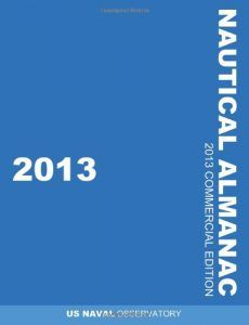 2013 Nautical Almanac