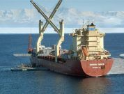Watch: Antarctica Supply Ship Offload Time-Lapse Video