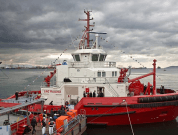 Sanmar Shipyard Completes M/T Borgøy, World's First LNG-Powered Tugboat
