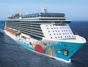 Video: Float Out Of Norwegian Getaway Cruise Ship