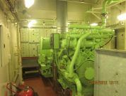 Procedure for Starting and Stopping Generators on a Ship