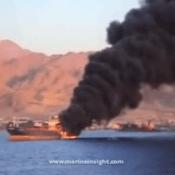 ship fire
