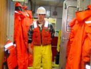 Ship Safety Officer Checklist For Ship's Working Environment