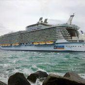 Allure of the Seas leaving Port Everglades in Fort Lauderdale Image Credits: Daniel Christensen