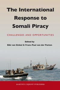 International response to piracy
