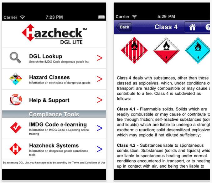 hazcheck