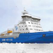 first lng fuelled icebreaker