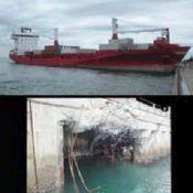 accident ship