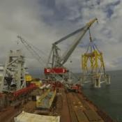 offshore installation
